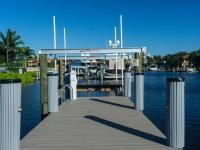 New Hurricane Boat Lift