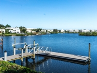 Accudock Floating dock with Gangway